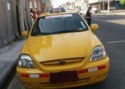 En venta taxi en perfectas condiciones