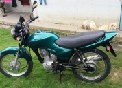 Vendo motocicleta honda titan