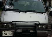 Excelente furgoneta kia año 94