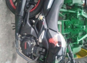Vendo linda moto honda cc 150,contactarse.