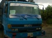 Buena oportunidad! hermoso camion isuzu ftr