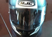 Vendo casco hjc nuevo talla m original.