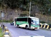 Se vende excelente  bus