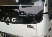 Excelente camioncito jac 1035 año 2013 2.5