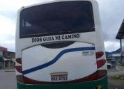 Se vende un ovni bus turismo con todo puesto