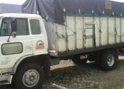 Lindo camion fsr en venta.
