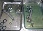 Limpieza de inyectores electronicos y mecánicos. contactarse.