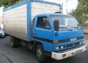 Linda oportunidad!. camion isuzu aÑo 93 de 4.5 ton