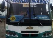 Vendo excelente bus isuzu ftr 2001