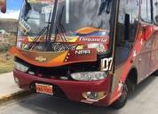 Vendo excelente bus isuzo npr