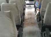 Vendo bus isuzu ftr año 2001