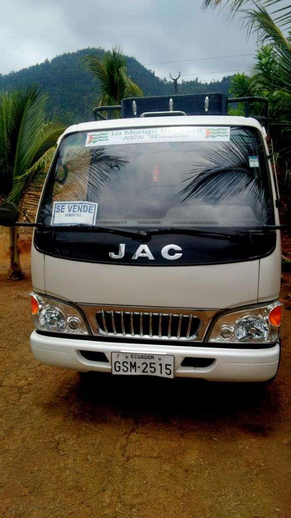 Vendo camión marca JAC