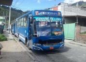 Se vende bus cooperativa cotocollao.