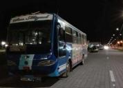 Vendo bus urbano ftr full aire. contactarse.