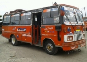Vendo bus isuzu. buen estado.