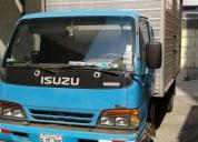 Vendo camion isuzu 4.5 toneladas. contactarse.