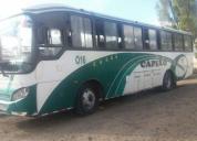 Excelente bus intraprovincial