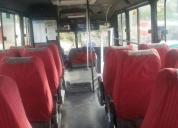 Oportunidad! bus intraprovincial