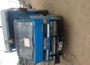 Vendo camión izuzu año 92