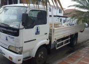 Flamante camion qmc 4 ton. contactarse.