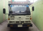 Vendo excelente camion isuzu