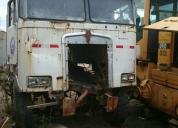 Excelente cabina para kenworth
