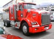 Excelente kenworth t800 2012