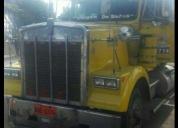 Excelente cabezal trailer kenworth