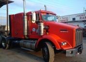 Vendo kenworth t800 2012 m..isx 500. contactarse.