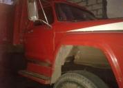 Vendo volquetas foor con motor mercedez del 1987, consultar!.