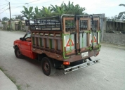 Camioneta ford courier mod 80.
