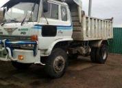 por urgencia vendo volqueta ford cargo