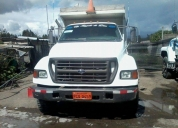 Vendo volqueta ford 2003
