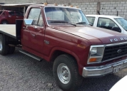 Vendo ford 350 xl /1982.