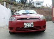 Vendo ford fiesta amazon. buen estado.