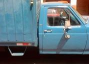 Vendo camiÓn furgon, contactarse.