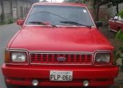 venta de camioneta ford courier aÑo 93. oportunidad!.