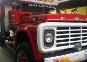 Vendo camion de trabajo a diesel