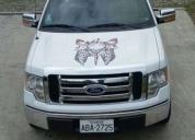 Se vende ford 150 doble cabina 2009 4x2.