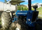 Vendo excelente tractor agricola ford 7600
