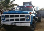 Ford 600 tanquero. aprovecha ya!