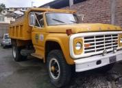 Se vende volqueta ford 700 año 1987,oportunidad!