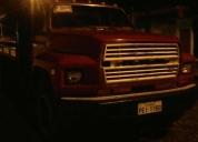 Excelente camion ford plataforma