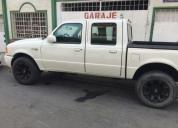 Vendo ford rangers xlt 4x4 v6 4.0cc.