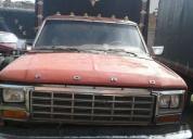 Vendo ford 1980. buen estado.