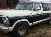 Linda camioneta ford