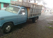 Vendo ford 350. buen estado.