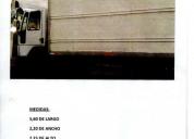 Vendo camion ford. contactarse.