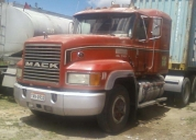 Vendo trailer mack, oportunidad!