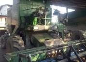 Vendo cosechadora 955
